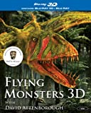 Flying Monsters (Blu-ray 3D + Blu-ray) [Region Free]