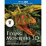 Flying Monsters (Blu-ray 3D + Blu-ray) [Region Free]by David Attenborough