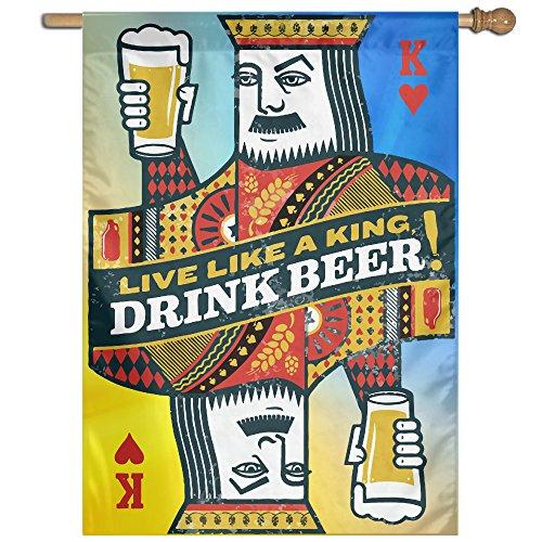 poker-king-beer-garden-flag-outdoor-flags-decorative-flag-27x37