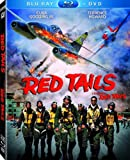 Red Tails [Blu-ray + DVD] (Bilingual)
