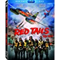 Red Tails (Blu-ray/DVD Combo)