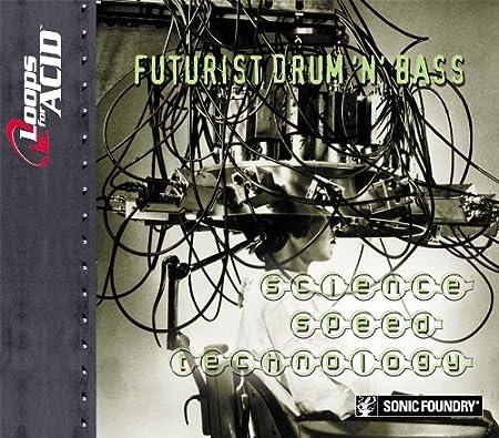 Futurist Drum 'n' Bass