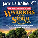 Warriors of the Storm: The Rings of the Master, Book 3 Audiobook by Jack L. Chalker Narrated by Jamie Du Pont MacKenzie