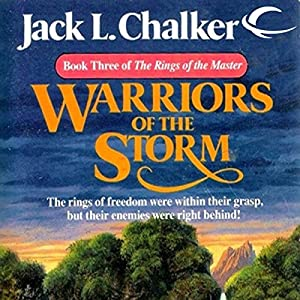 Warriors of the Storm Audiobook