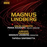 Lindberg: Violin Concerto; Jubilees; Souvenir