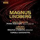 Lindberg: Violin Concerto [Pekka Kuusisto, Pekka Kuusisto] [Ondine: ODE 1175-2]