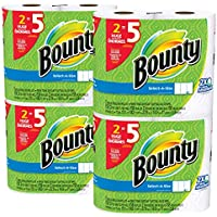 Bounty Select-a-Size Paper Towels 8 Count (White)