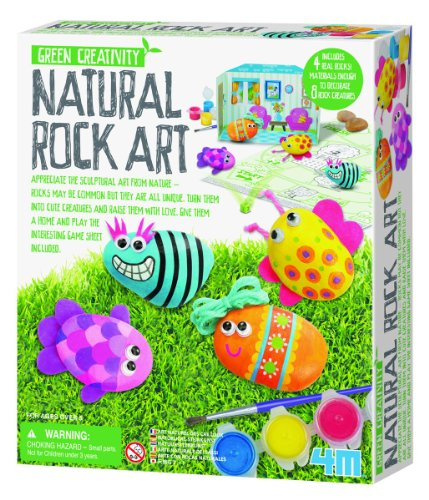 4M Natural Rock Art Kit - 1