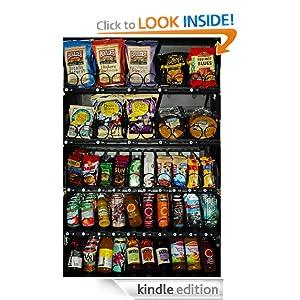Healthy snack vending machine service start up sample business plan
