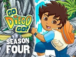 Go, Diego, Go! - Season 4
