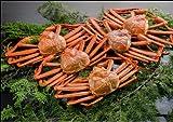 【新潟のカニ屋・リピータ続出!】 紅ずわい蟹(カニ) 姿 5ハイ [総量 2kg] 日本海産茹でたてお試しセット ランキングお取り寄せ