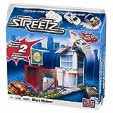 Mega Bloks Streetz Stunt Series Micro Motors