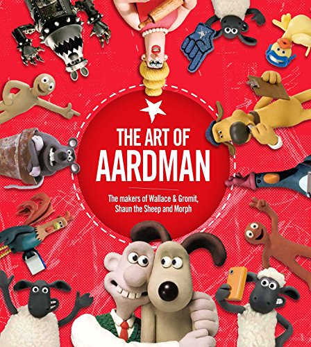 The Art of Aardman [Aardman Animations Ltd] (Tapa Dura)