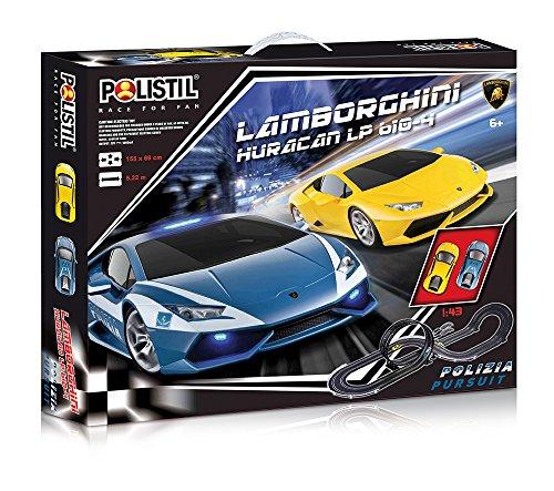Polistil - Pista Lamborghini Huracan LP 610-4