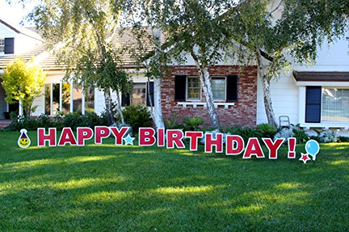 my-yard-card-happy-birthday-yard-greeting-18-card-pieces-lawn-stakes-included