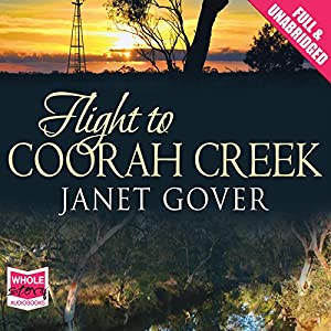 Flight to Coorah Creek | [Janet Gover]