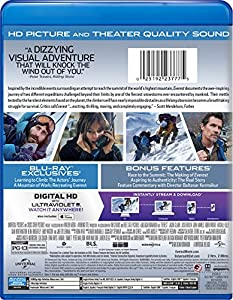 Everest [Blu-ray] from Universal Studios Home Entertainment