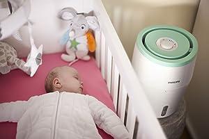 luftbefeuchter für baby und kinderzimmer