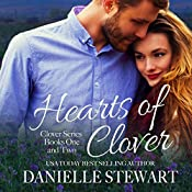 Hearts of Clover: The Clover Series, Books 1 & 2 | Danielle Stewart