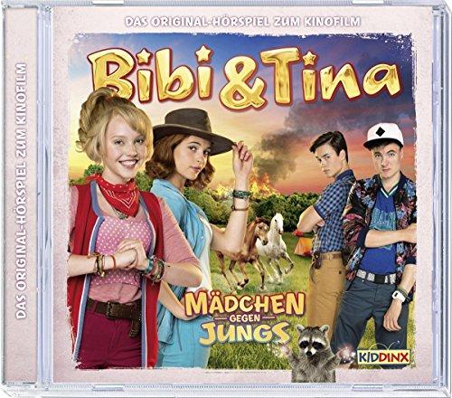 Bibi und Tina: Mädchen gegen Jungs das CD von  - Preis vergleichen und online kaufen