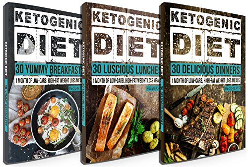 30 days of low carb keto dinner for health and weight loss