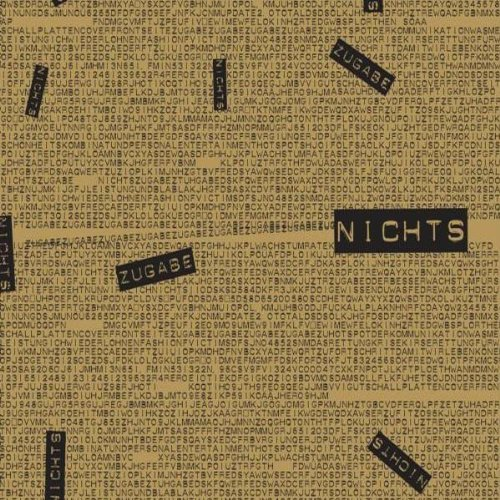 N.I.C.H.T.S 2.0 - Zugabe  LP