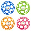 Rhino Toys Oball with Rattle (1 supplied, colours may vary)