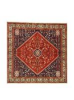 L'EDEN DEL TAPPETO Alfombra Abadeh Rojo/Multicolor 198 x 198 cm