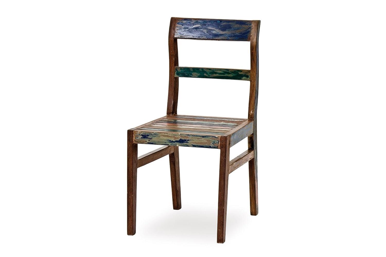 BELARDO Unikat-Stuhl aus alten Fischerbooten, FSC-zertifiziert bestellen