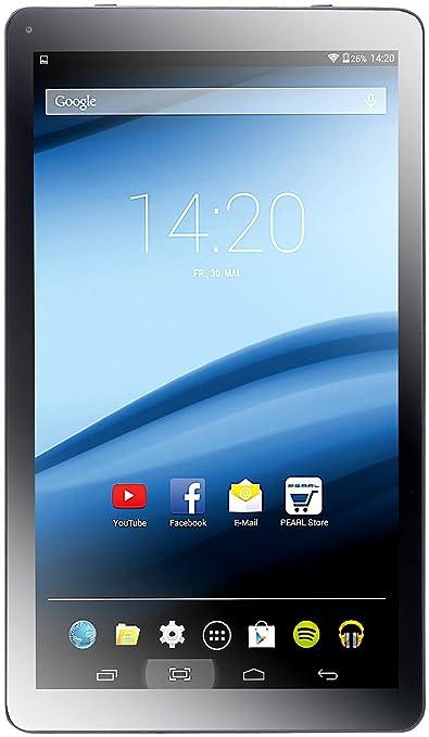 Tablette tactile 10,1'' Android 3G Quad Core ''XA100.pro'' avec fonction GPS