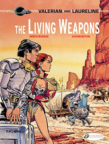 The Living Weapons (Valerian & Laureline)