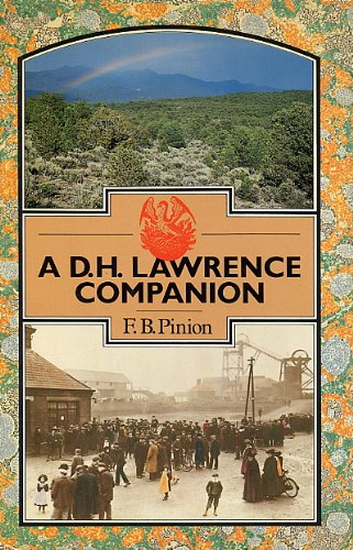 D.H. Lawrence Companion: Life, Thought, and Works PDF