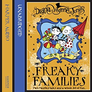 Freaky Families | [Diana Wynne Jones]