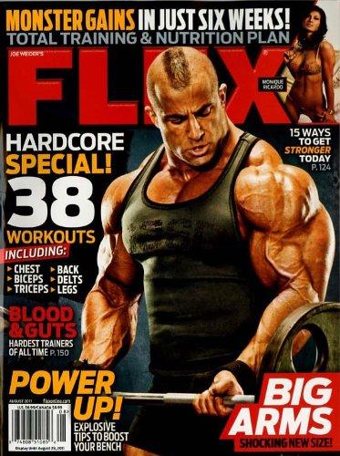 Flex [US] August 2011 (単号)