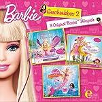 Barbie Geschenkbox 2: 3 Original Barbie Hörspiele | Dieter Koch,Marian Szymczyk,Gabriele Bingenheimer