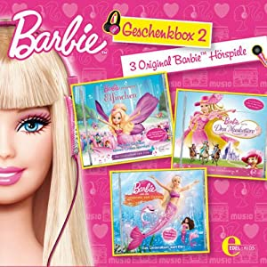 Barbie Geschenkbox 2 Performance