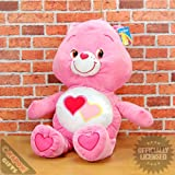 Care Bears Plush Soft Toy Love a lot bear 60cm