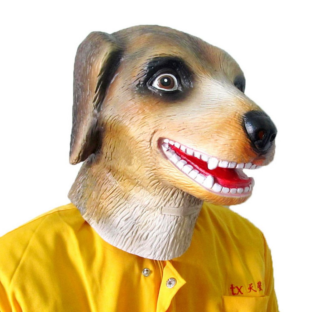 Halloween--Dog MASK