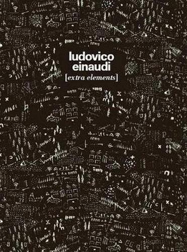 Ludovico Einaudi Extra Elements, Piano Solo (Tapa Blanda)