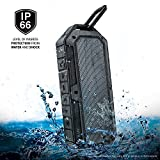 iLuv Collision Rugged Water Resistant Wireless Bluetooth Speaker