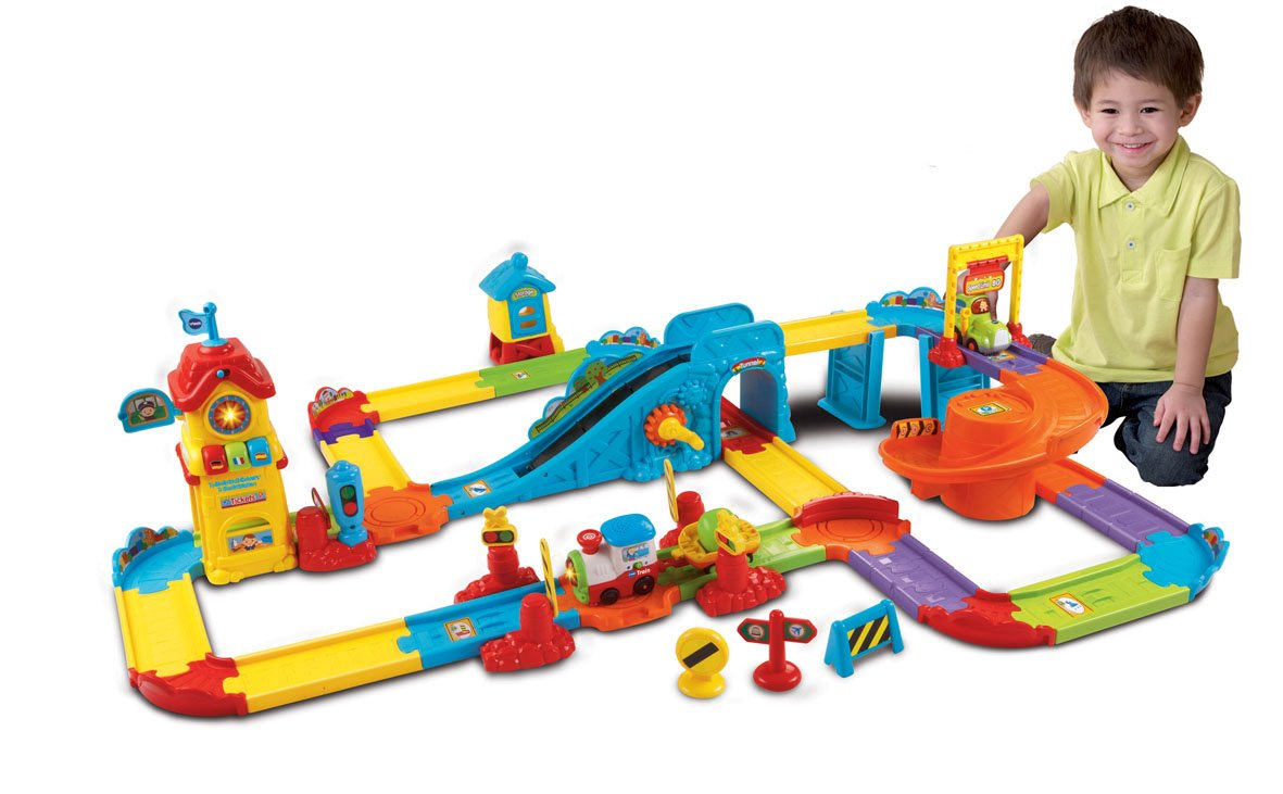 Vtech Toot Toot Drivers Train Station New 2017 2018