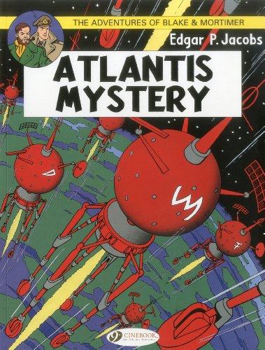 Atlantis Mystery: The Adventures of Blake & Mortimer Volume 12