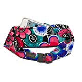 BANDI Kids Pocket Belt for Medical, Sports, Play, Comfortable Adjustable Fit (Blossom) (Color: Blossom, Tamaño: One Size)