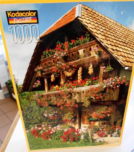 Kodacolor 1000 Piece Puzzle Mittelland Region, Switzerland
