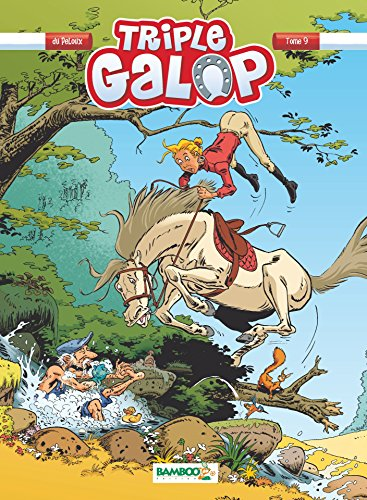 Triple Galop - Tome 9
