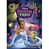 The Princess and the Frogby Anika Noni Rose