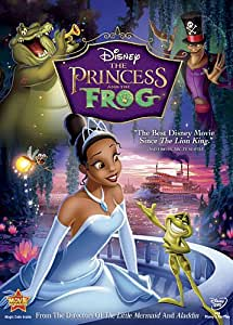 The Princess and the Frog (Bilingual)