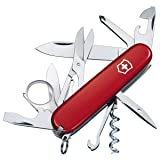 Victorinox- Explorer Army Knife - Red