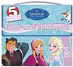 Disney - Die Eisk�nigin: Mal- und Spi...