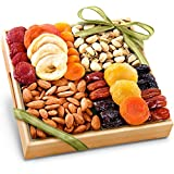 Fathers Day Pacific Coast Classic Dried Fruit Tray Gift